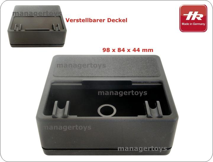 kfz auto aschenbecher mit deckel von hr autocomfort viereckig. Black Bedroom Furniture Sets. Home Design Ideas