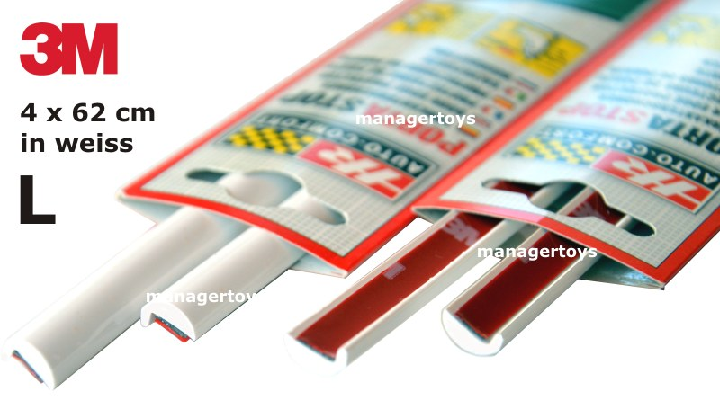 Hr richter 4 x 62 cm t r schutzleiste t rschoner - Kunststoffleisten fenster selbstklebend ...